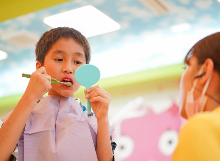 乳歯・永久歯の「プライマリーデンタルケア」