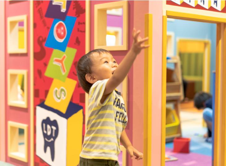 KDP医院では口腔育成士(歯科衛生士資格)がお子さんひとりひとりのMy Dental Teacherに。